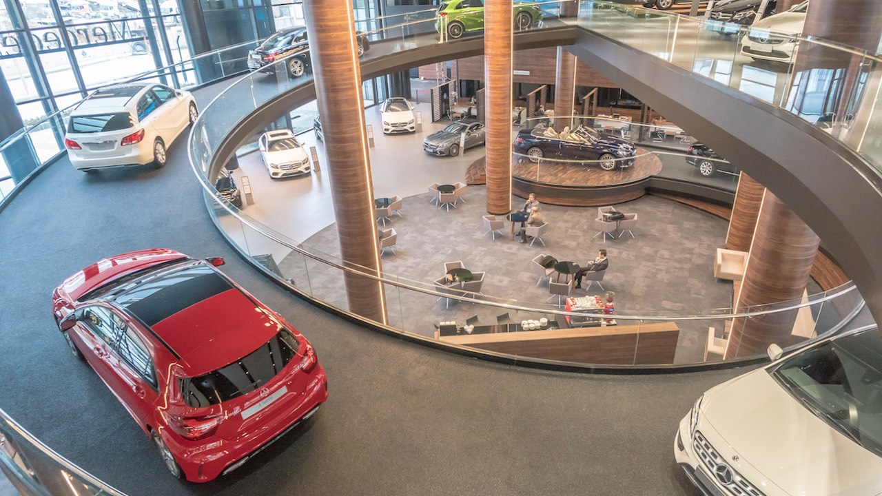 otomobil satışları mart 2021