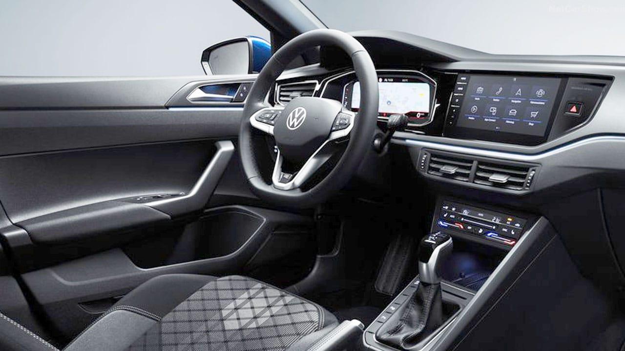 2021 VW Polo içi