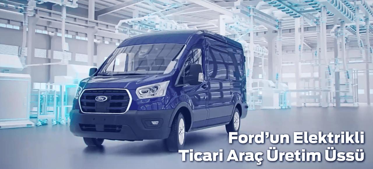 Ford Otosan block chain
