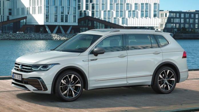 2021 volkswagen tiguan allspace özellikleri