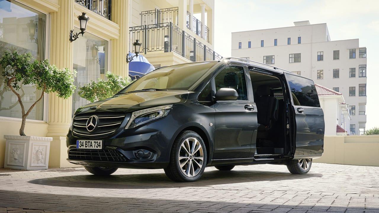 Yeni Mercedes-Benz Vito Tourer