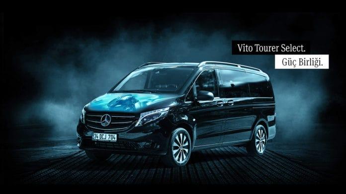 Mercedes Benz Vito Tourer