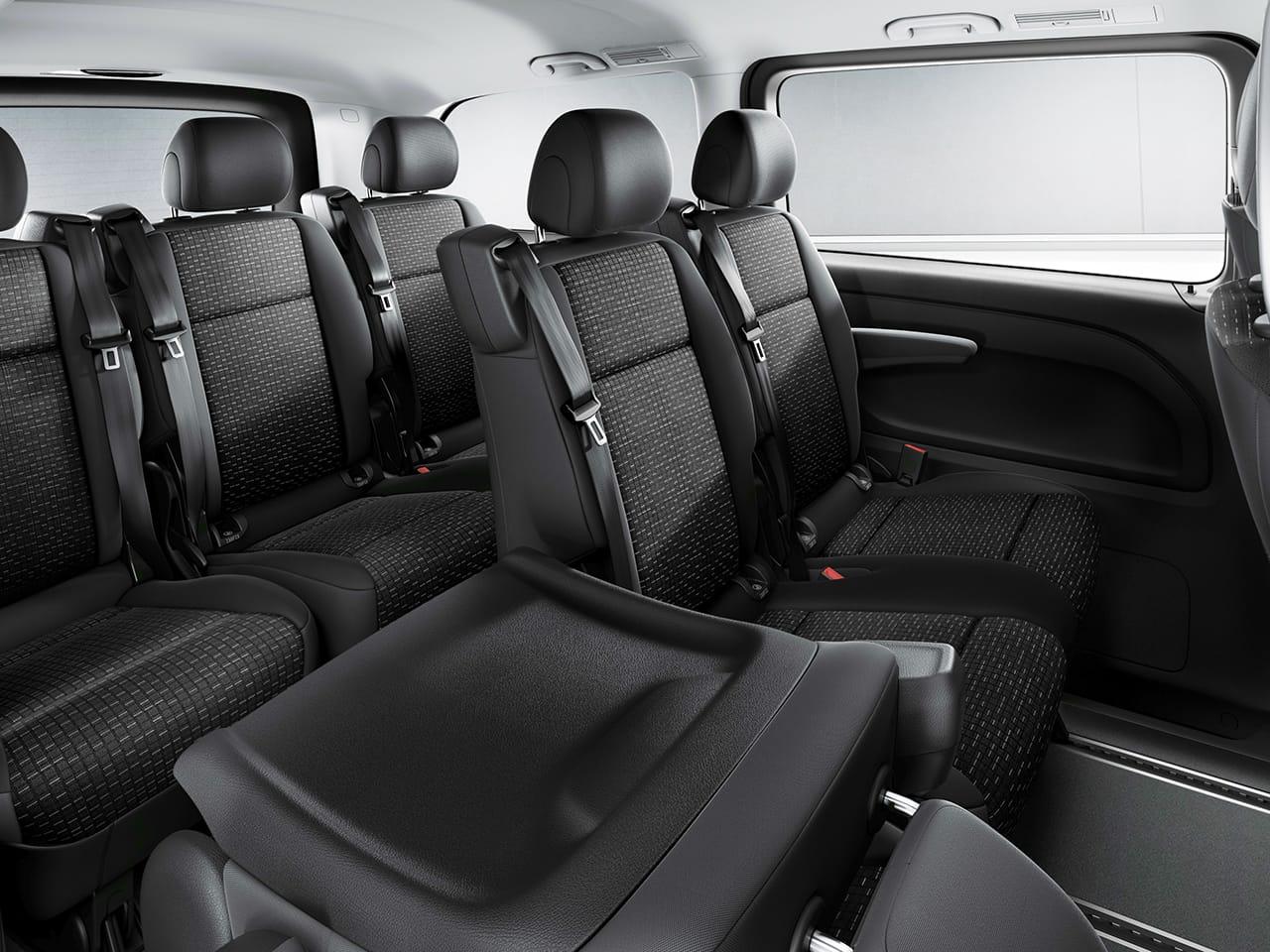 Mercedes Benz Vito Tourer 237 hp