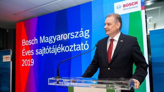 Bosch Türkiye ve Orta Doğu Başkanı Daniel Korioth