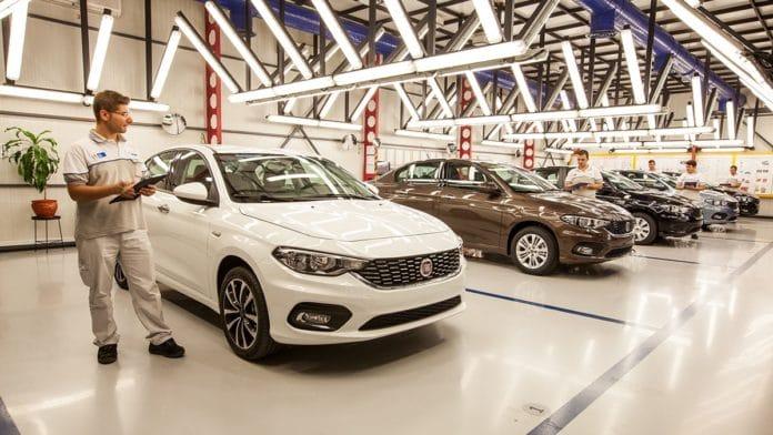 2021 ocak-nisan türkiye otomotiv üretimi