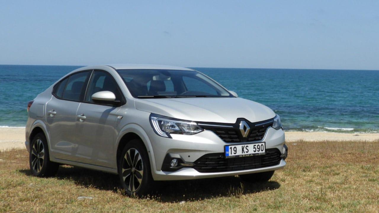 Renault Taliant Karaburun