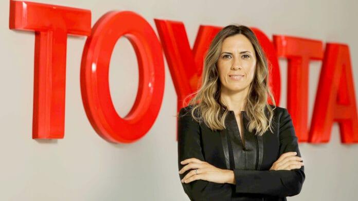 Toyota Türkiye Finans Direktörü Nilgün Aydın Türkücü