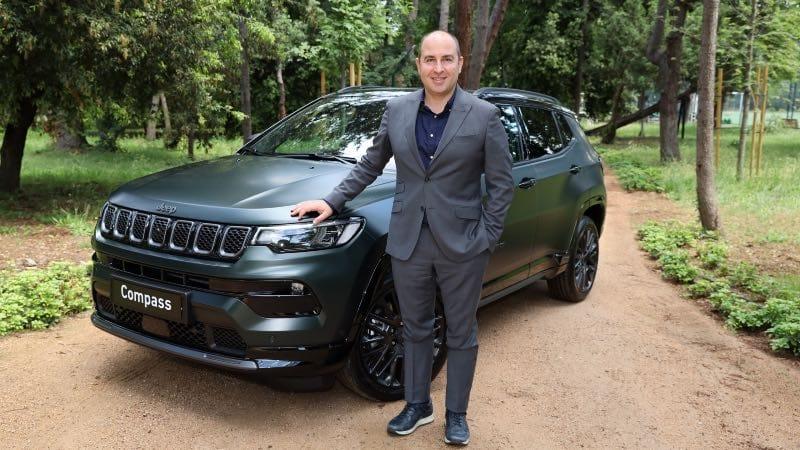 Jeep Marka Direktörü Özgür Süslü