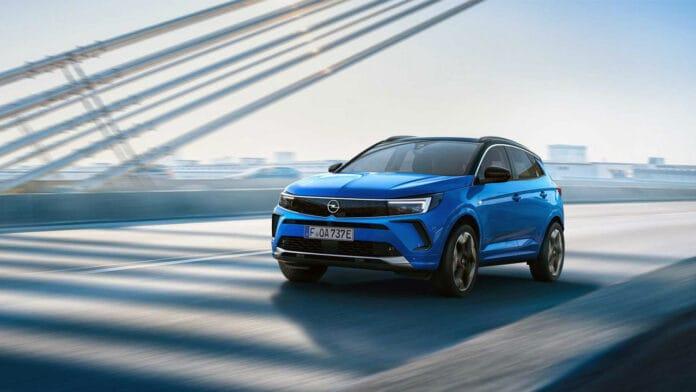 Yeni Opel Grandland 2021