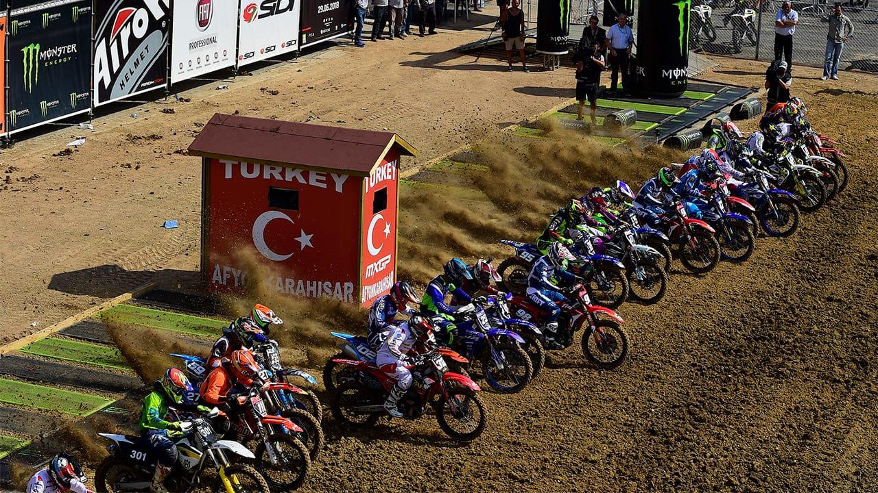 Dünya Motokros Şampiyonası