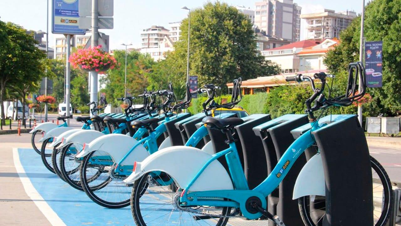 ispark bisiklet kiralama