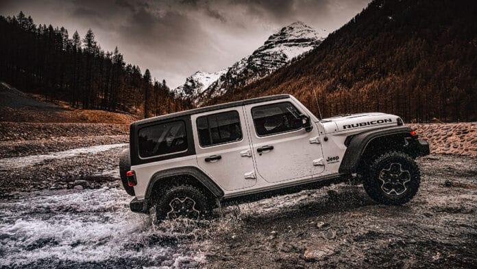Jeep Wrangler Rubicon hibrit