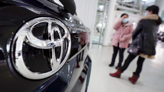 Toyota-üretim