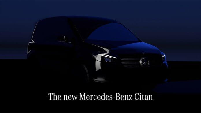 Yeni Mercedes-Benz Citan