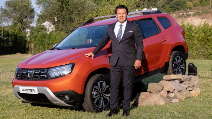 Yeni-Dacia-Duster-EDC-Renaulkt-Mais-Genel Müdürü-Berk-Cagdas
