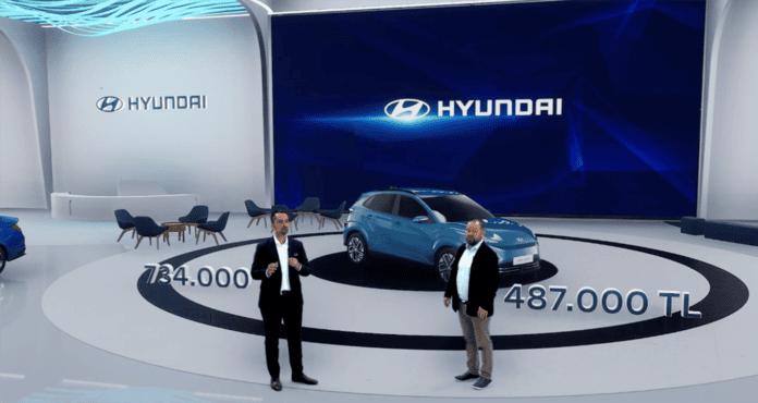Hyundai Kona fiyatları açıklandı