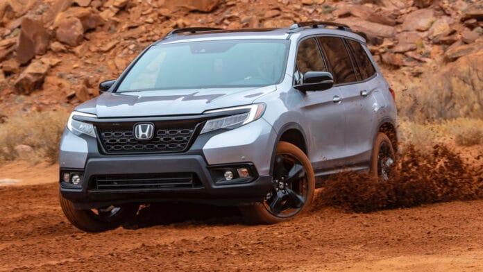 SUV Honda modelleri