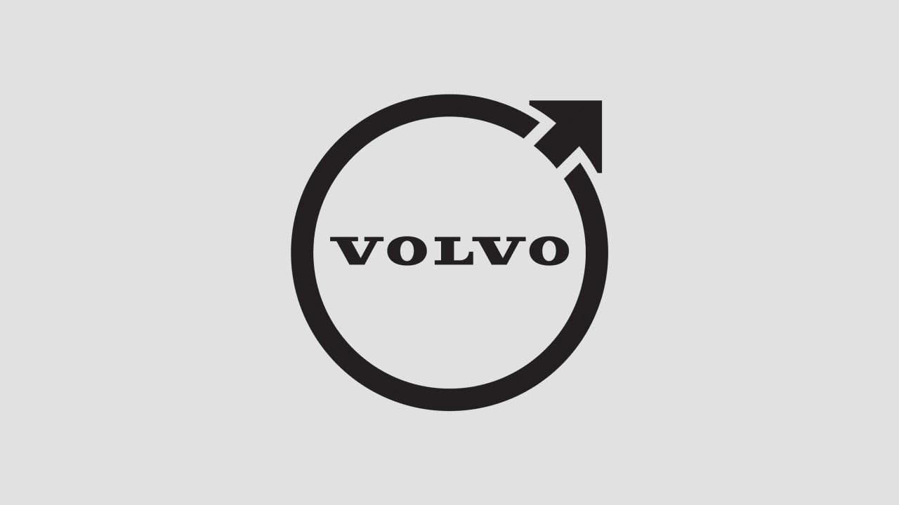 yeni volvo logosu